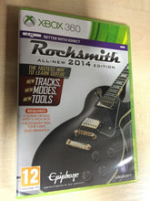 Load image into Gallery viewer, ROCKSMITH 2014 EDITION - GAME ONLY NO CABLE
