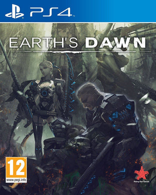 * PLAYSTATION 4 * NEW SEALED Game * EARTH'S DAWN * PS4
