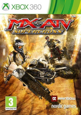 MX vs ATV: SUPERCROSS