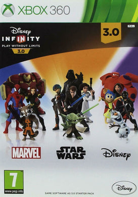 Disney INFINITY 3.0 Marvel Star Wars - GAME ONLY