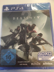 DESTINY 2 - German Packaging - Box Damaged