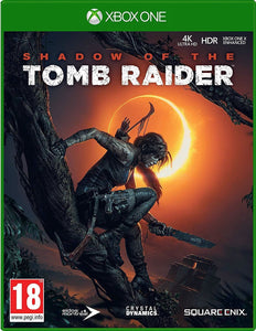 SHADOW OF THE TOMB RAIDER - 4K XBOX ONE X ENHANCED