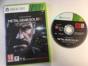 METAL GEAR SOLID V 5 - GROUND ZEROES