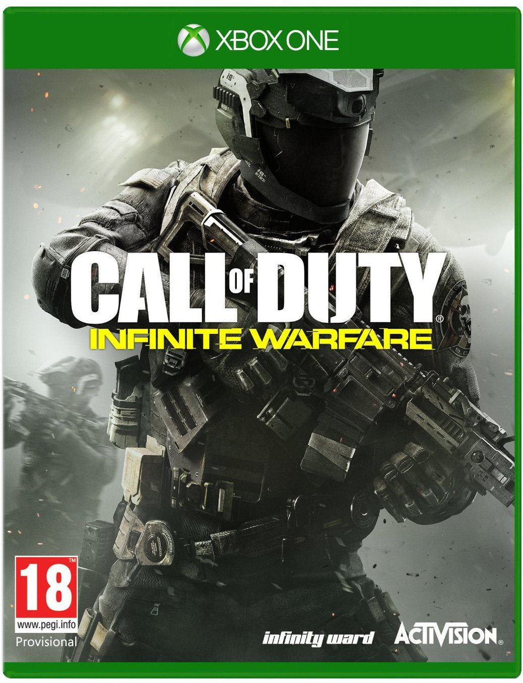 CALL OF DUTY: INFINITE WARFARE - Includes Terminal Map DLC