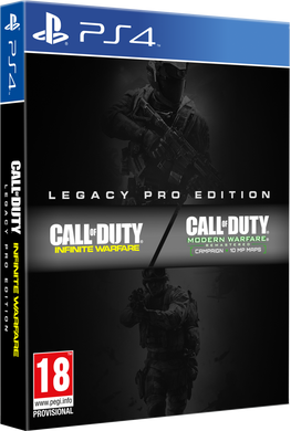 CALL OF DUTY: INFINITE WARFARE - WITH LEGACY PRO STEELBOOK
