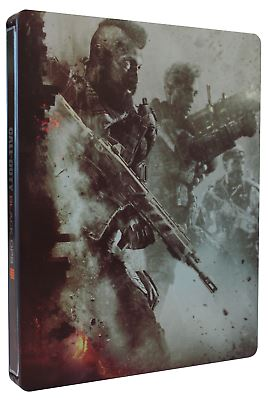 CALL OF DUTY: BLACK OPS 4 Limited Edition Steelbook