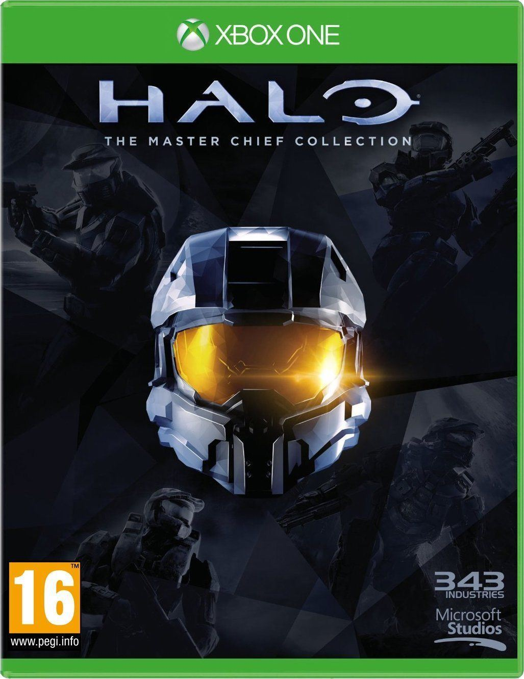 HALO - THE MASTER CHIEF COLLECTION - 4 Games in 1