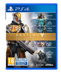 DESTINY: THE COLLECTION - French Packaging