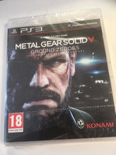 Load image into Gallery viewer, METAL GEAR SOLID V - GROUND ZEROES