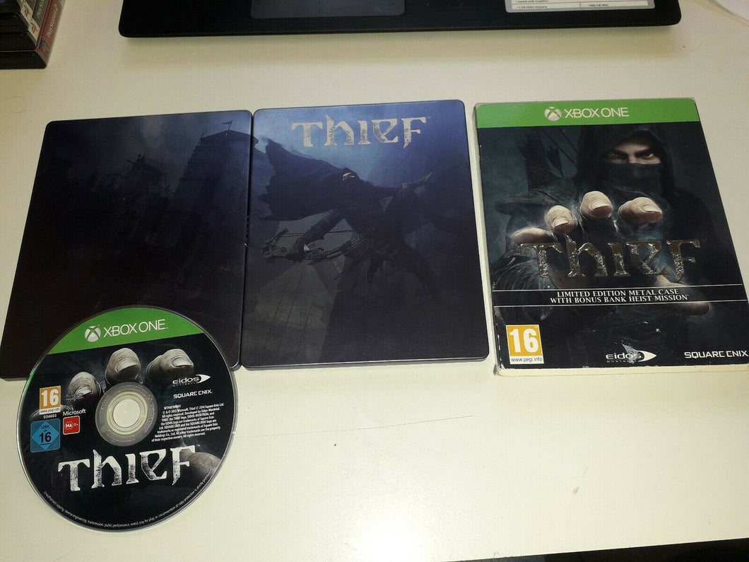 THIEF - Steelbook Edition