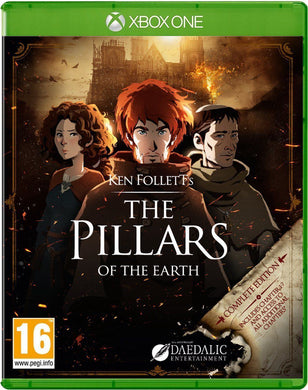 THE PILLARS OF THE EARTH - Complete Edition