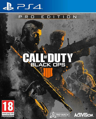PLAYSTATION 4 NEW SEALED Game * CALL OF DUTY BLACK OPS IIII IV 4 PRO EDITION PS4