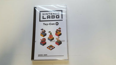 NINTENDO LABO TOY CON 04 GAME for Nintendo SWITCH Variety Pack - Game Only