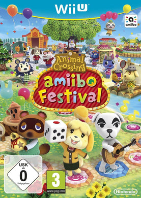ANIMAL CROSSING: AMIIBO FESTIVAL - Game Only