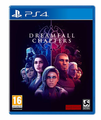 * Playstation 4 NEW SEALED Game * DREAMFALL CHAPTERS * PS4
