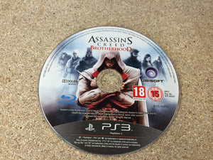 ASSASSIN'S CREED: BROTHERHOOD - Disc Only