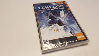 PC NEW SEALED Game * ECHELON WIND WARRIORS *