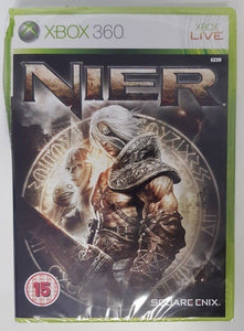 NIER - Box Damage