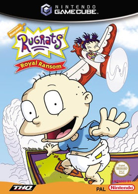 RUGRATS ROYAL RANSOM - No Manual