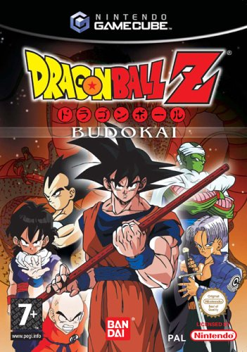 DRAGONBALL Z BUDOKI - No Manual