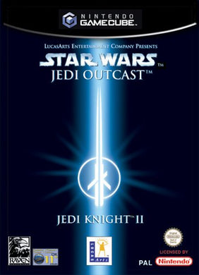 STAR WARS - JEDI OUTCAST