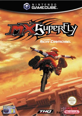MX SUPERFLY FEATURING RICKY CARMICHAEL - No Manual