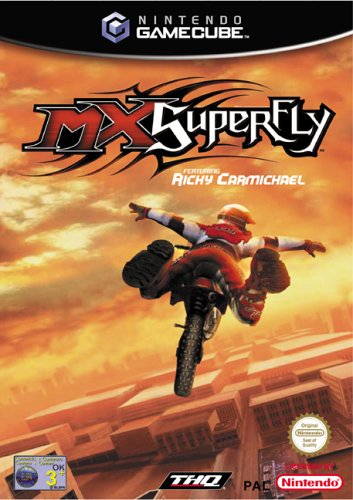MX SUPERFLY - FEATURING RICKY CARMICHAEL