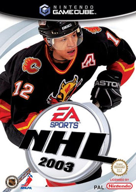NHL 2003 - No Manual