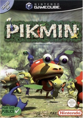 PIKMIN - No Manual