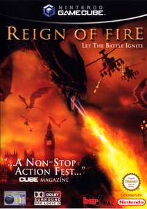 REIGN OF FIRE - No Manual