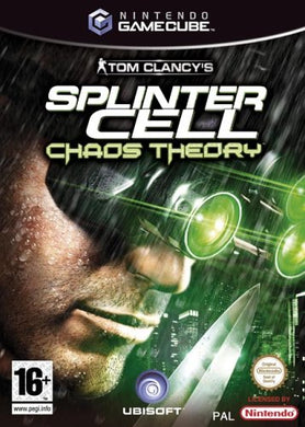 TOM CLANCY'S SPLINTER CELL: CHAOS THEORY - No Manual