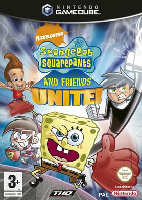 SPONGEBOB SQUAREPANTS AND FRIENDS UNITE - No Manual