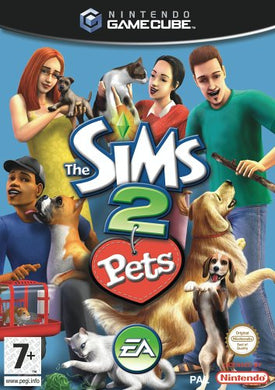 THE SIMS 2 PETS - No Manual