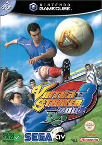 VIRTUA STRIKER 3 ver. 2002 - No Manual