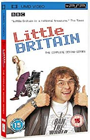 LITTLE BRITAIN - COMPLETE SECOND SERIES