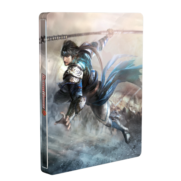 DYNASTY WARRIORS 9 STEELBOOK - NO GAME