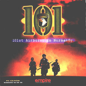 101ST AIRBORNE IN NORMANDY - Thin Case