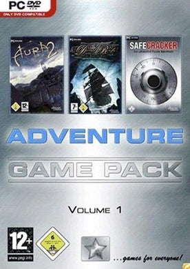 ADVENTURE GAME PACK VOLUME 1