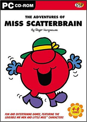 THE ADVENTURES OF LITTLE MISS SCATTERBRAIN