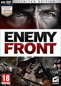 ENEMY FRONT - LIMITED EDITION - POLISH PACKAGING