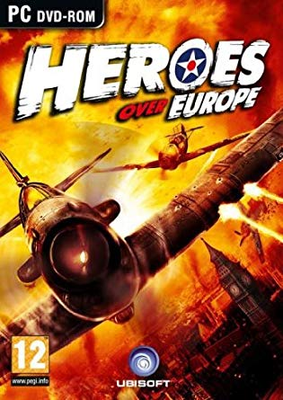 HEROES OVER EUROPE - GERMAN VERSION
