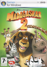 Load image into Gallery viewer, MADAGASCAR 2: ESCAPE TO AFRICA