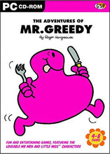 Load image into Gallery viewer, THE ADVENTURES OF MR GREEDY