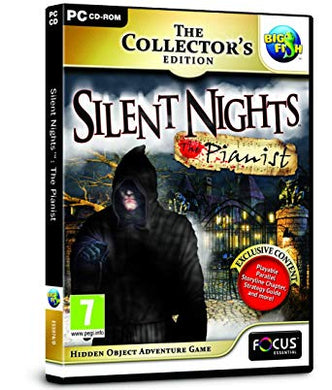 SLIENTS NIGHTS: THE PIANIST - Box Damaged