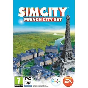 SIM CITY - FRENCH CITY SET EXPANSION
