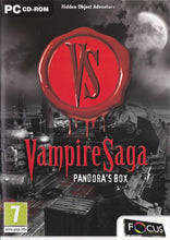 Load image into Gallery viewer, VAMPIRE SAGA: PANDORA'S BOX