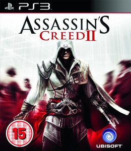 ASSASSIN'S CREED II - NO GAME COVER