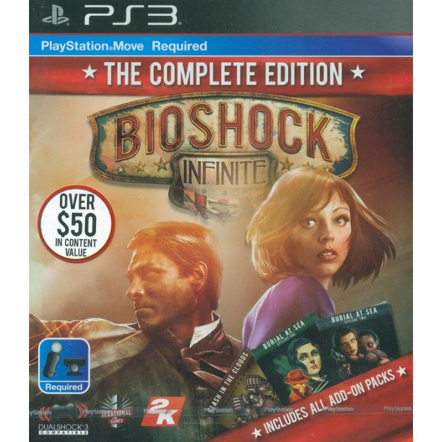 BIOSHOCK INFINITE: The Complete Edition - EU Packaging