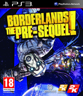 BORDERLANDS: THE PRE-SEQUEL! - Includes Extra DLC