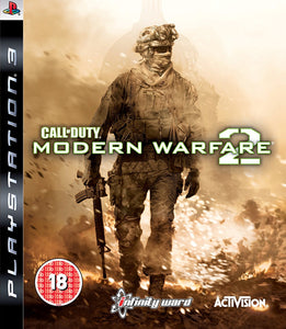 CALL OF DUTY: MODERN WARFARE 2 - NO SLEEVE